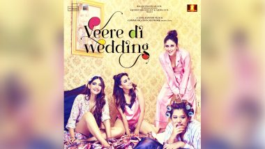 Sonam Kapoor, Kareena Kapoor Khan's Veere Di Wedding trailer to be out on 25th April 2018