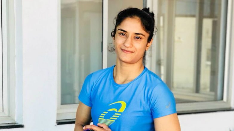 Vinesh Phogat Gets India's 23rd Gold in CWG 2018, Wins Women's Freestyle 50 kg Wrestling Final