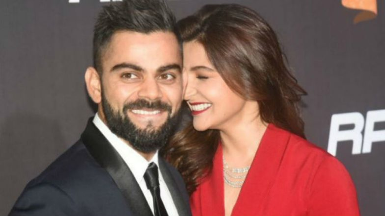 Virat Kohli just did a perfectly ordinary husband thing for Anushka Sharma