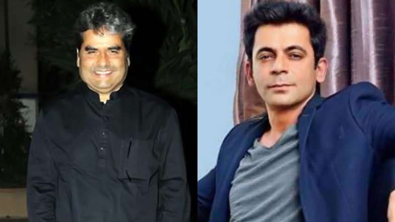 Sunil Grover gets his big break as lead in Vishal Bhardwaj's Chhuriyaan