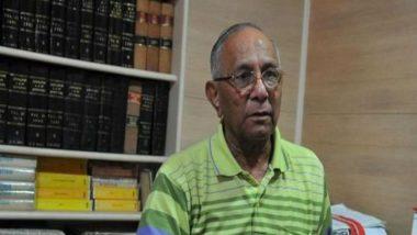 VHP Chief Vishnu Sadashiv Kokje Visits Ayodhya, Says Ram Temple will be Reality Soon