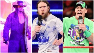 WWE Greatest Royal Rumble Updated Match Card: The Undertaker, John Cena, Daniel Bryan & Others To Compete At WWE's Historic PPV at Saudi Arabia!