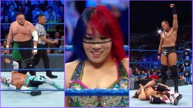 WWE Superstar Shakeup Day 2: Samoa Joe, Asuka & Big Cass Remain Top Transfers as Two-day Event Ends