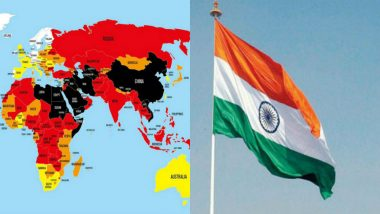 World Press Freedom Index Report 2019: India Slips to 140 Out of 180 Countries
