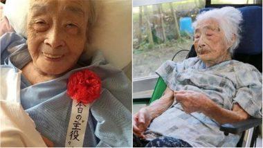 Nabi Tajima, World's Oldest Person Dies in Japan at Age of 117