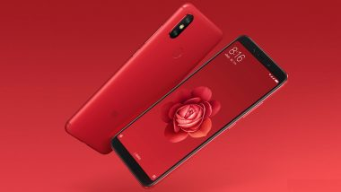 Xiaomi Mi 6X aka Mi A2 Launching Today in China; To Get Dual Camera, Full HD+ Display, Snapdragon 660 SoC & More Features