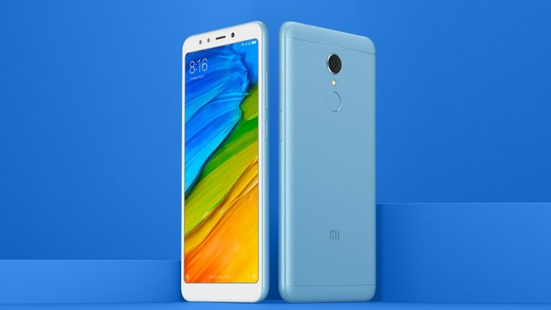Xiaomi Redmi 5 Online Sale Today on Amazon India & Mi.com at 12pm