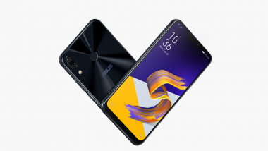 Asus Zenfone 5z Flagship Smartphone Launched in India at Rs. 29,999; Online Sale on 9 July Exclusively via Flipkart