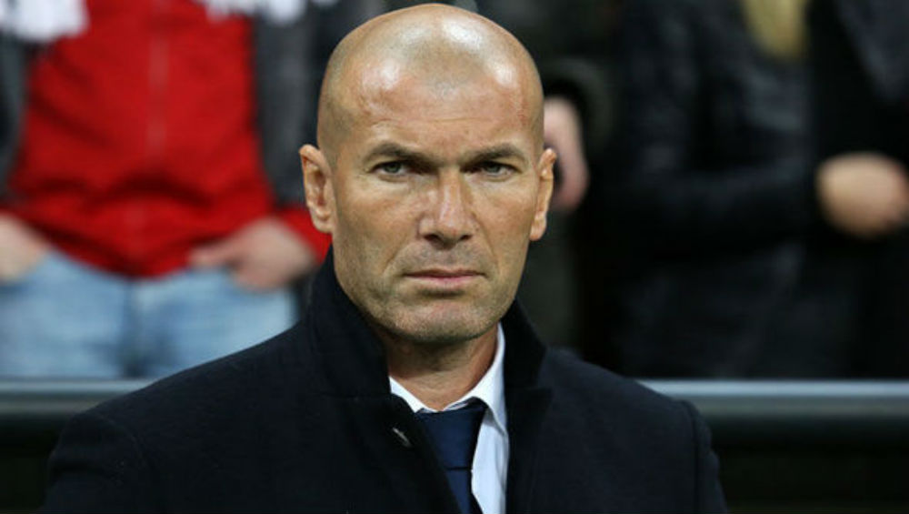 Real Madrid Did Not Deserve to Lose, Says Zinedine Zidane After Defeat Against Manchester City