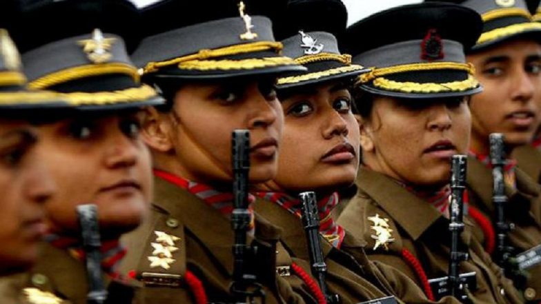 Indian Army Begins Recruitment of Women For Military Police For The First Time