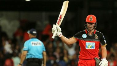 AB de Villiers to Play in Upcoming IPL Seasons Despite Retirement From International Cricket