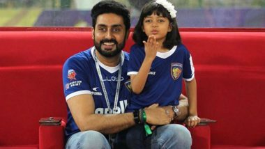 Aaradhya Bachchan Celebrates Her Birthday Today and Daddy Abhishek Bachchan Has the Sweetest Message for Her - View Pic Inside
