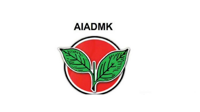 AIADMK to Announce Its Candidate for Tiruvarur Bypoll Tomorrow