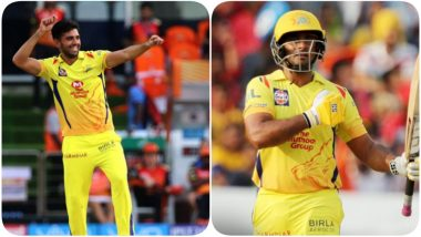 SRH vs CSK Video Highlights IPL 2018: Deepak Chahar and Ambati Rayudu Lead CSK to WIN