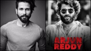 Shahid Kapoor and Tara Sutaria Starrer Arjun Reddy Hindi Remake to Release on June 21, 2019