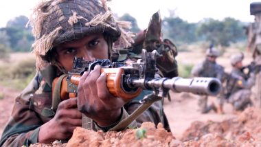 Jammu and Kashmir: Encounter Breaks out Between Militants, Security Forces in Kulgam