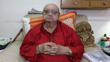 Bejan Daruwalla Health Update: Prominent Astrologer Was in