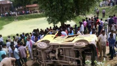 'Urged Driver Uncle to Stop but He Was Busy on Phone', Says Kushinagar Accident Survivor
