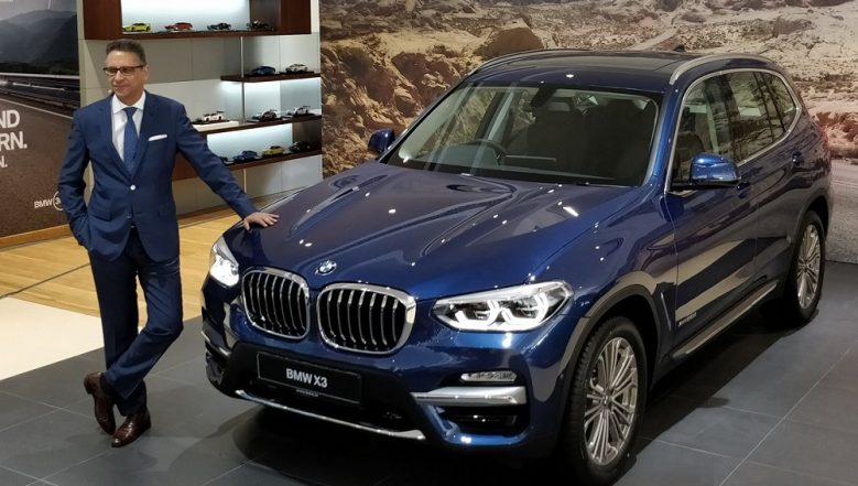 German Carmaker BMW's Profit Dips in 'Volatile' Times