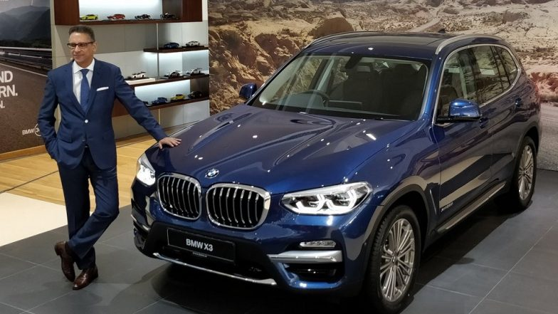 2018 BMW X3 Launched in India Priced at Rs. 49.99 Lakh; Variants, Features & Specifications