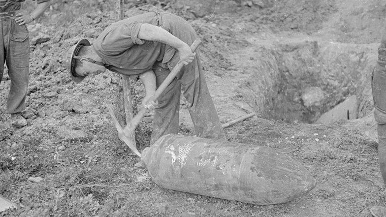 500kg World War II bomb defused in Berlin