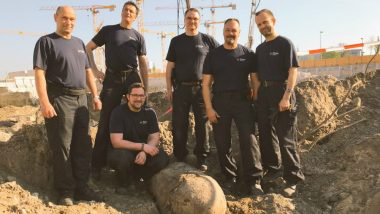 World War II Bomb Defused Successfully in Berlin After Mass Evacuation