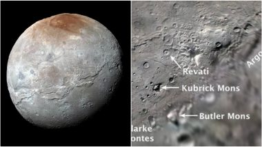 Mahabharata's Character Revati Makes it to Pluto's Moon Charon, Know How and Why!