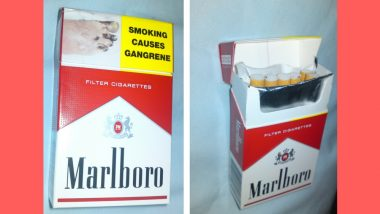 Attention Smokers! Cigarette Packets Will Have 'Quit-Line' Number to Help You Stop Smoking