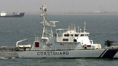 Indian Coast Guard Ship Vikram Built Under 'Make in India' to be Based in Mangaluru