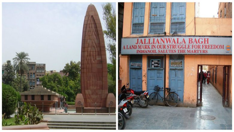 Jallianwala Bagh Massacre Centenary Commemoration: Punjab Government to Build Memorial in Amritsar With Soil From Each Village