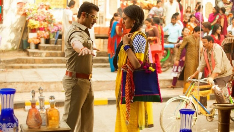Dabangg 3 Title Song LEAKED! Watch Salman Khan Grooving On The Peppy Track In This Viral Video