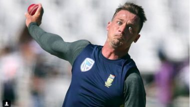 South African Bowler Dale Steyn Returns to Proteas ODI Squad for the Three-match Series Against Zimbabwe