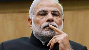 Prime Minister Narendra Modi warns BJP Lawmakers Not to Make Irresponsible Comments in Media