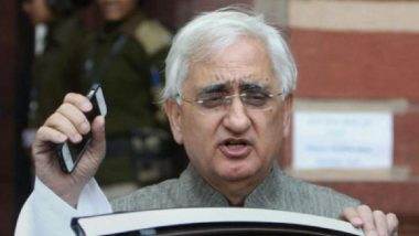 Anti-CAA-NRC-NPR Protest at Jamia Millia Islamia University: Salman Khurshid Joins Stir