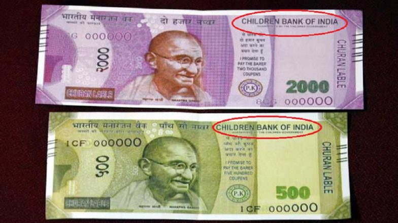 Ludhiana Couple Cheat Jeweller With 'Bhartiya Manoranjan Bank' Notes in Lieu of 56g-Gold