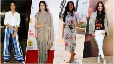 Malavika Mohanan to be seen in Majid Majidi's Beyond the Clouds: Actress Looks Gorgeous in the Movie Promotion Pics
