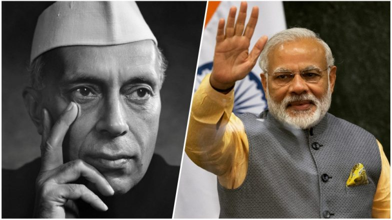 Google Search mixes up Jawaharlal Nehru for Narendra Modi, Twitter explodes