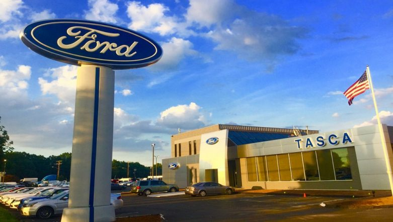 Ford India to Hike Prices by Up to 2.5 Pc from January
