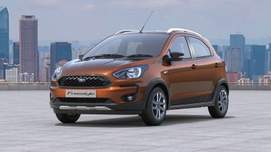 LIVE Updates: Ford Freestyle Launched in India at Rs. 5.09 Lakh; Features, Specs, Interior & Other Details