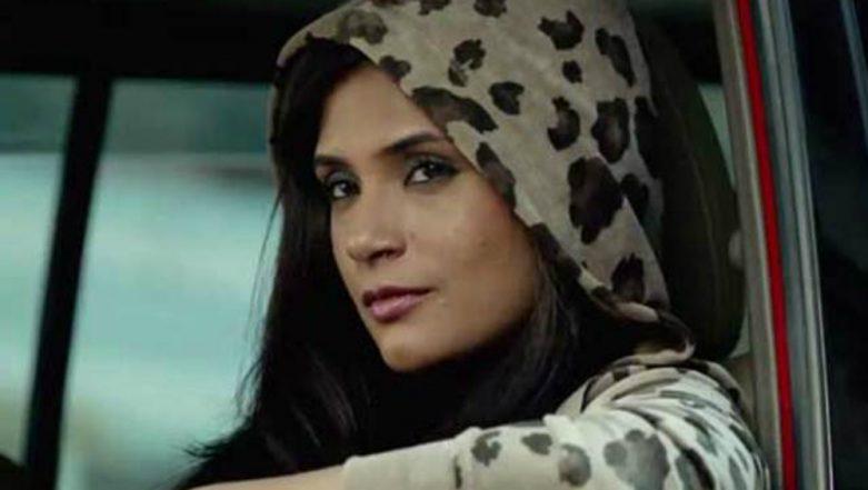 Richa Chadha wraps up Shoot for Biopic on Adult Film Actress Shakeela