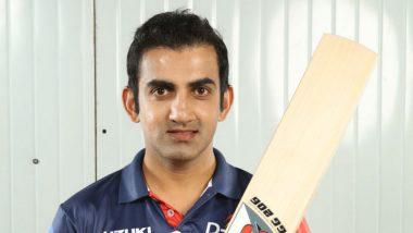Gautam Gambhir to Play for Free for Delhi Daredevils for the Remainder of IPL 2018