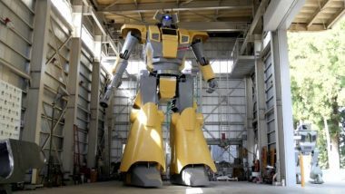 Japanese Engineer Builds Giant Robot Inspired By Science Fiction 'Mobile Suit Gundam', Watch Video