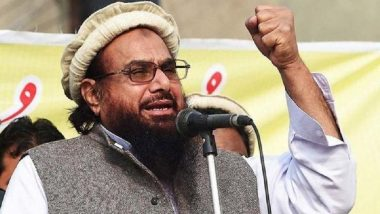 Pakistan Places Hafiz Saeed-Led JuD, FIF in List of Banned Organisations