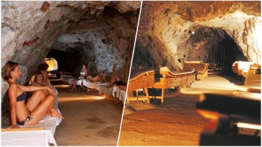 The Healing Caves of Gastein in Austria has Natural Radioactive Treatment Curing you From all Joint Pain