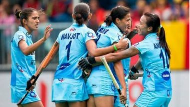 Hockey Women's World Cup 2018: India Hold England 1-1 in Pool B Opener