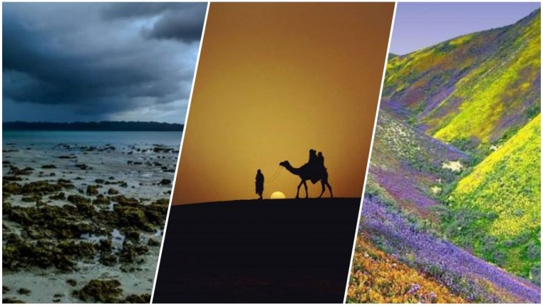 Planning Your Holidays? These are the Best Pictured Indian Tourist Destinations on Instagram