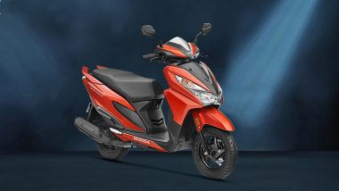 Honda Grazia Surpasses 1 Lakh Sales Milestone since its Launch in India