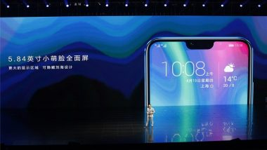 Honor 10 Smartphone Launched in China with AI Dual Camera, Kirin 970 Processor, Android 8.1 Oreo, Aurora glass & More
