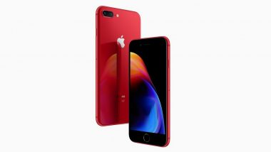 Apple Launches iPhone 8 and 8 Plus RED Special Edition; Price Starts From Rs. 67940