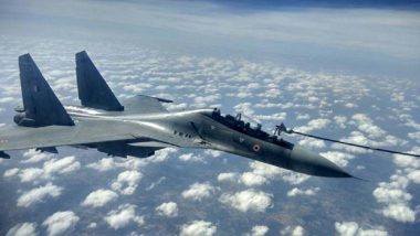 IAF Flies Fighter Aircraft From Civil Airstrips For The First Time, Sukhoi Jets Operate From Guwahati, Kolkata And Andal Airfields